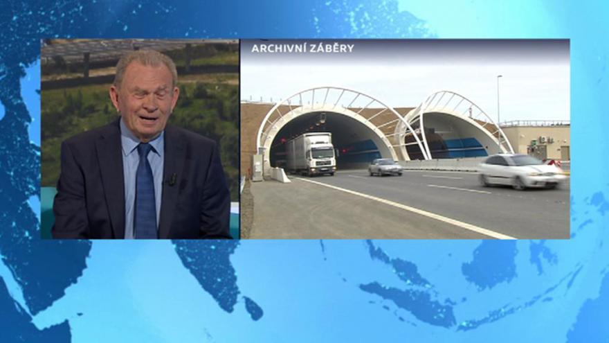 Video František Lehovec: Stavba nemá územní rozhodnutí. Proto byla vyřazena z prioritních staveb