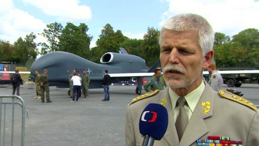 Video Petr Pavel: Gruzie je iniciativní partner NATO