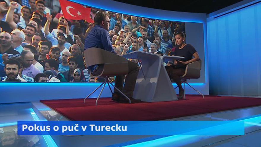 Video Čuřík: Nechce se mi věřit, že turecká tajná služba nic nevěděla