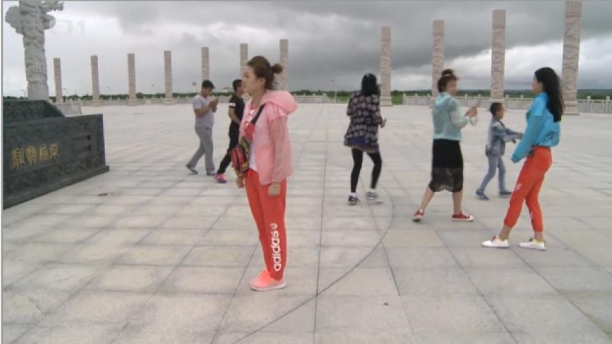Video Na rusko-čínském ostrově