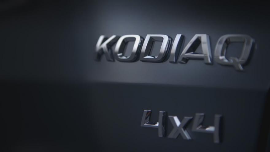 Video Video: ŠKODA KODIAQ - První detailní záběry