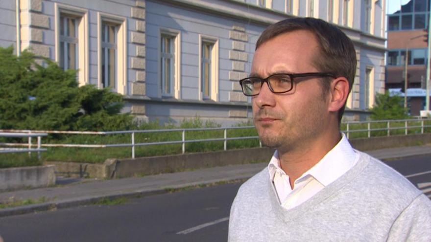 Video Lídr kandidátky Národní demokracie Adam B. Bartoš