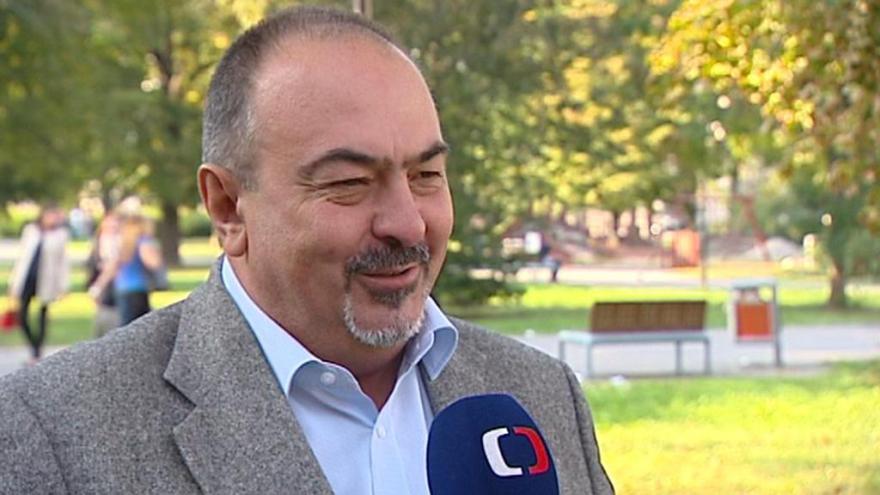 Video Lídr kandidátky Dobré volby Pavol Lukša