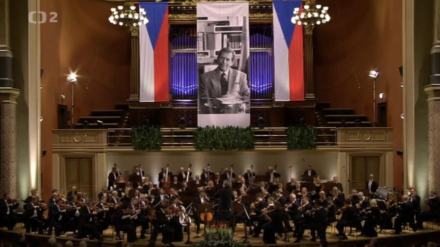 Video Slavnostní koncert při příležitosti 80. výročí narození prezidenta Václava Havla