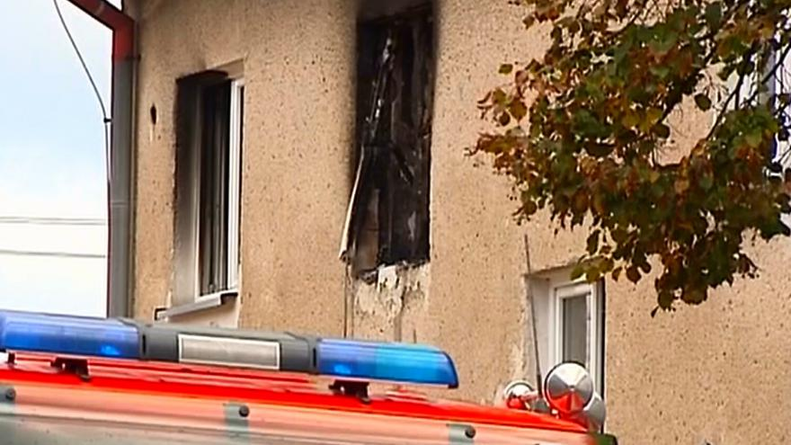 Video Výbuch plynu v Havířově