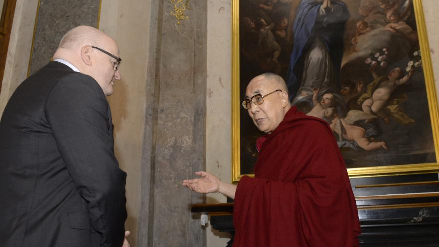 Video Události, komentáře: Návštěva dalajlamy v Česku