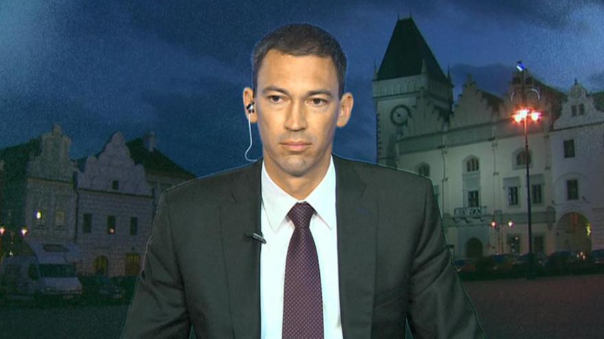 Video 90' ČT24 - Berlínská schůzka o osudu Ukrajiny