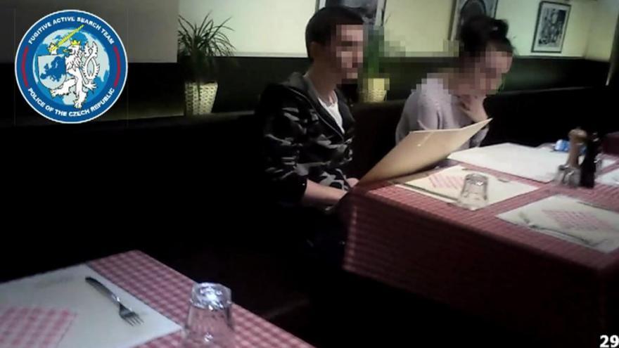 Video Zadržení Jevgenije Nikulina