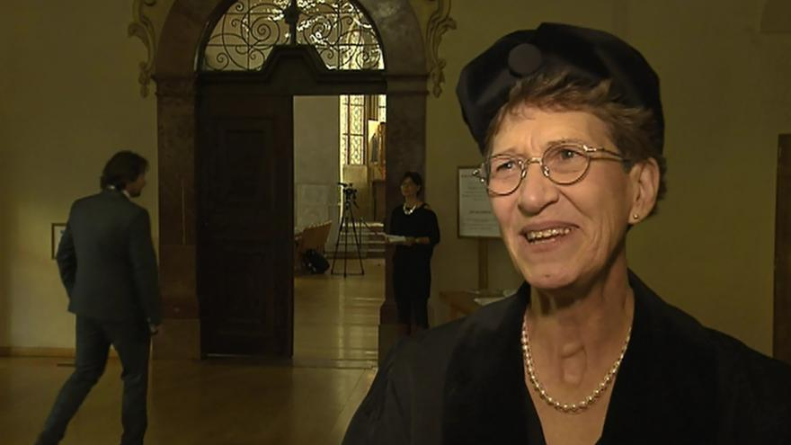 Video Prof. Susan Margaret Gasserová: