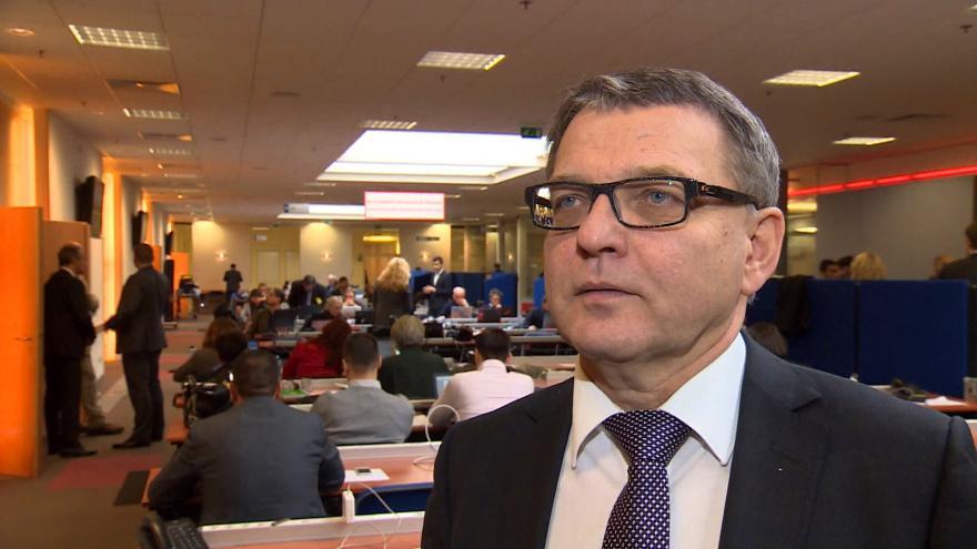 Video Zaorálek: Debaty o velvyslancích na veřejnost nepatří