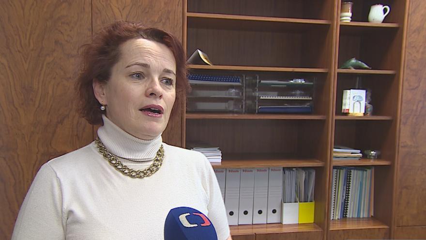 Video Vedoucí protiepidemického odboru jihomoravské hygienické stanice Renata Ciupek hodnotí epidemiologickou situaci