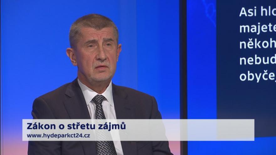 Video 90' ČT24 - Rok Andreje Babiše?
