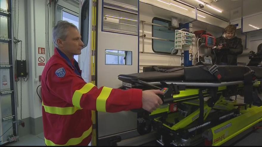 Video Speciální sanitka