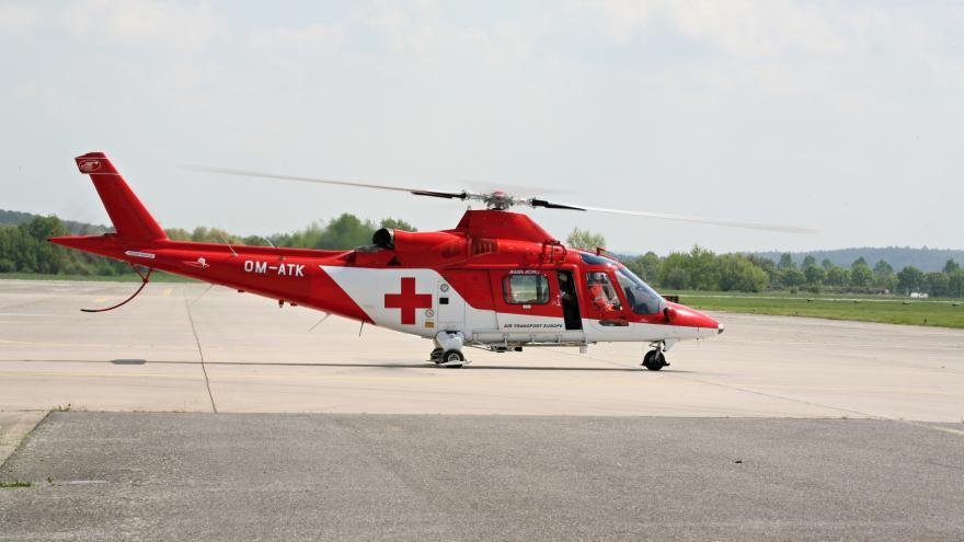 Video Opravený vrtulník