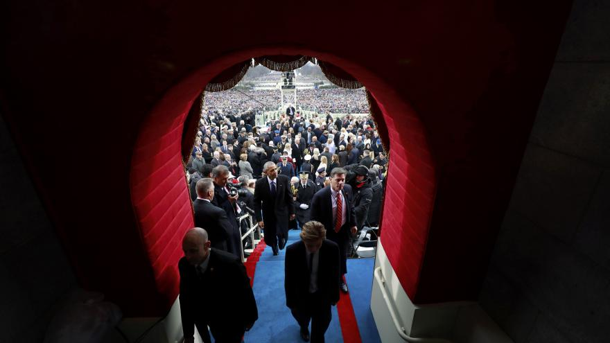 Video Mimořádné pořady ČT24 - Inaugurace Donalda Trumpa