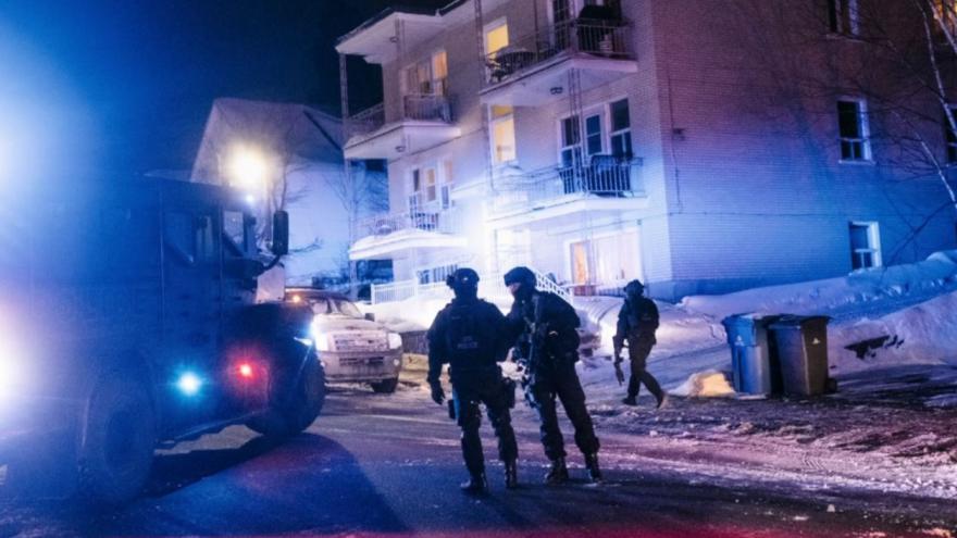 Video Šest mrtvých po útoku ozbrojenců v Kanadě