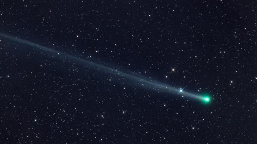 Video Kometa 45P Honda-Mrkos-Pajdušáková