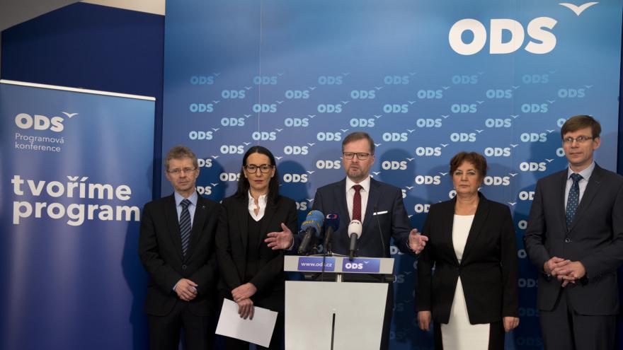 Video ODS k volební kampani