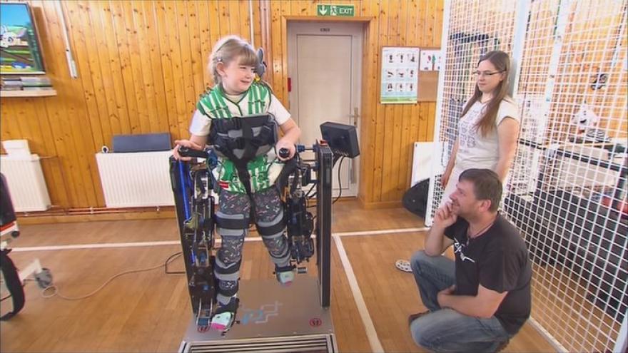Video Robotická léčba v Klimkovicích