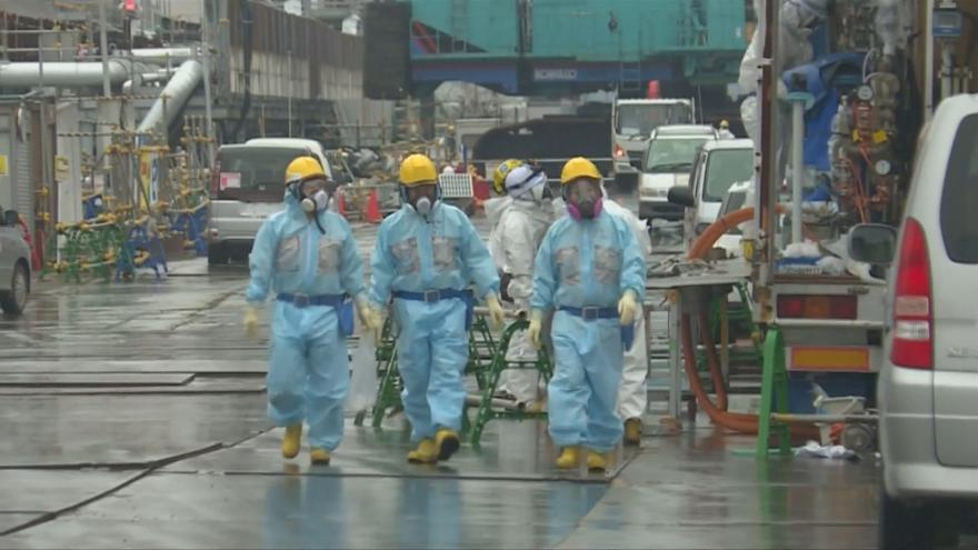 Video Ani šest let po havárii není Fukušima bezpečná