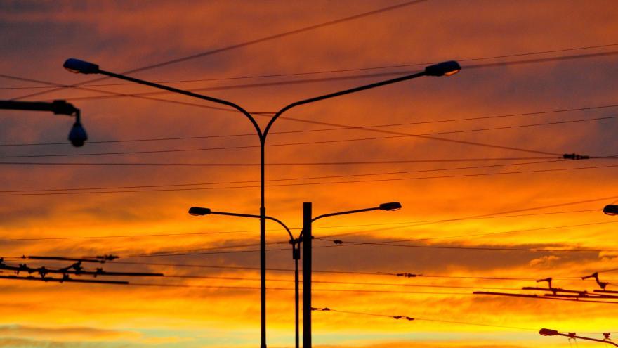 Video Regulace městského osvětlení