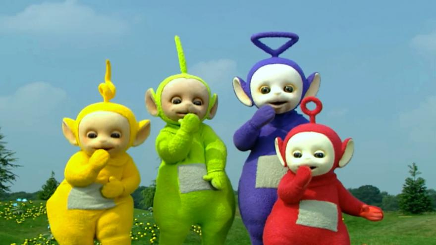 Video 20 let Teletubbies