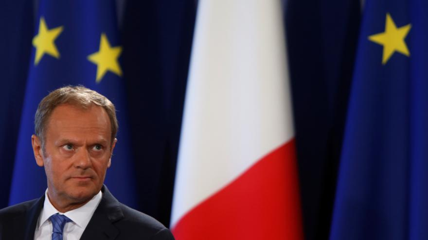 Video Tusk: EU musí v první řadě zajistit právní ochranu lidí i firem