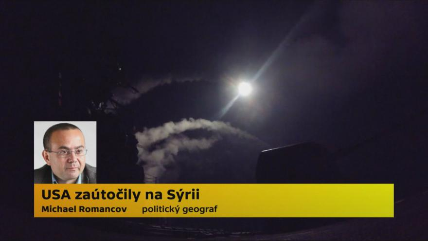 Video Michael Romancov, politický geograf, FSV UK