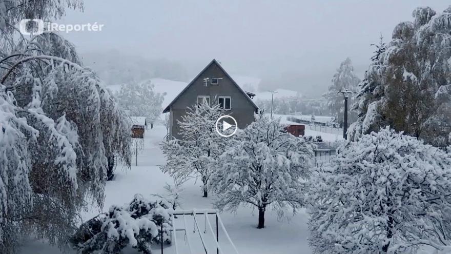Video Bělá sníh