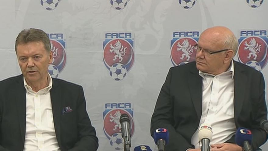Video Jednání Fotbalové asociace ČR