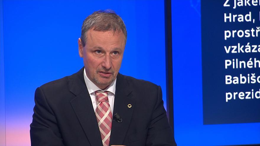 Video 90' ČT24 - Situace ve vládní koalici