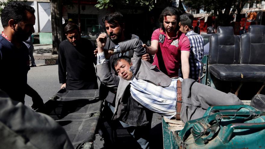 Video Novotný: Výbuch je varováním prozápadní kábulské vládě
