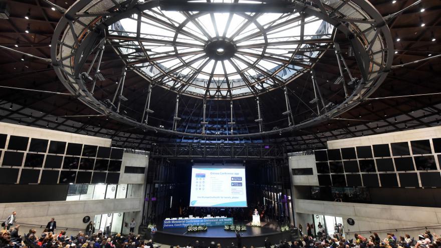Video Ministerská konference v Ostravě