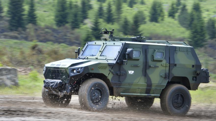Video V Šenově u Nového Jičína se mají rodit bojová vozidla