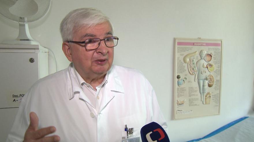 Video Doktor o diabeticích