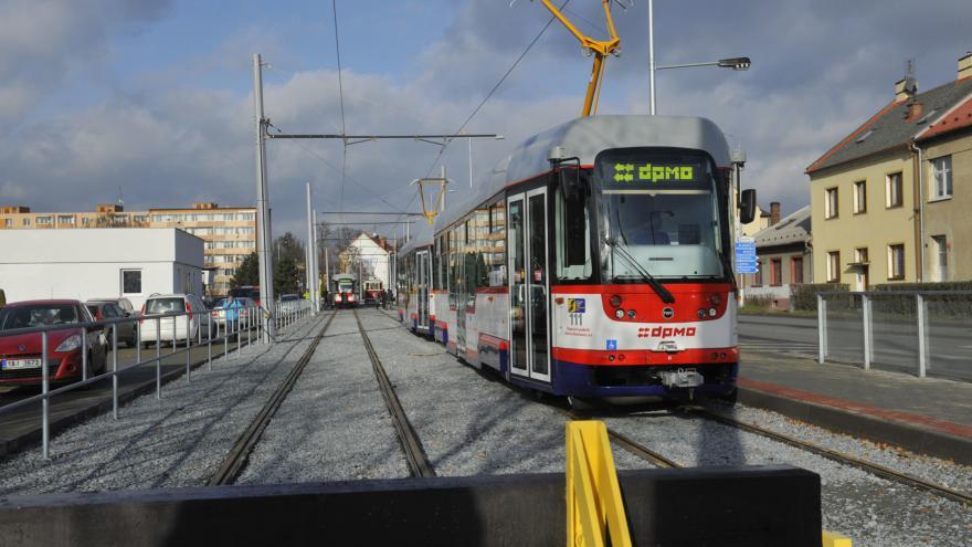Video Chyby v tendru na tramvaje
