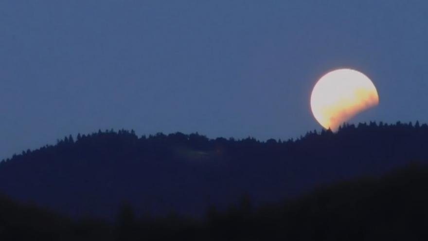 Video Zatmění Měsíce