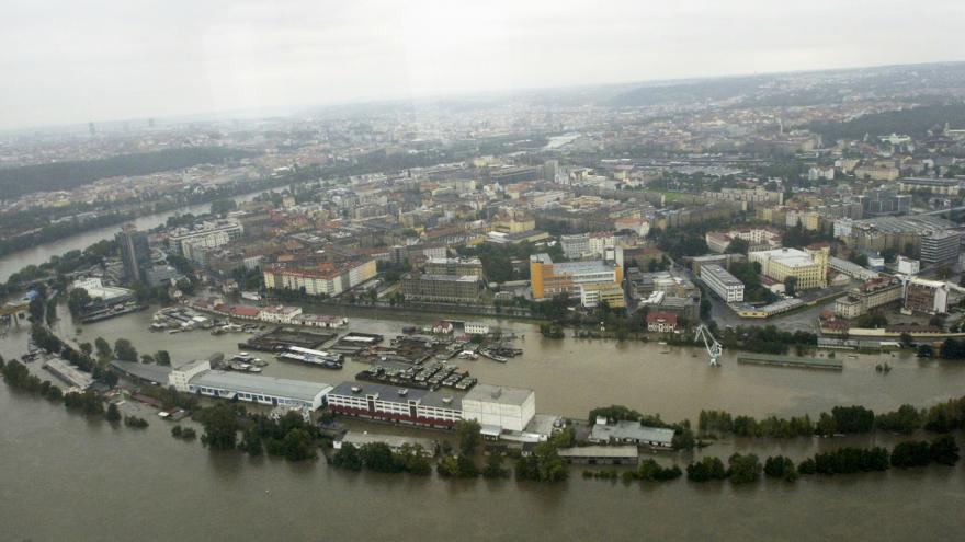Video Povodně v Praze - základní fakta