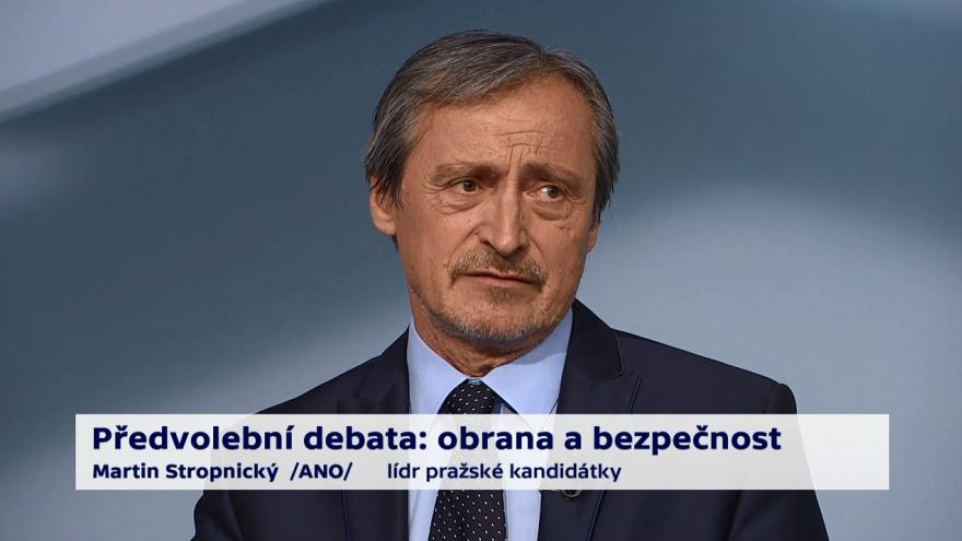 Video Stropnický o budoucnosti ČR v NATO