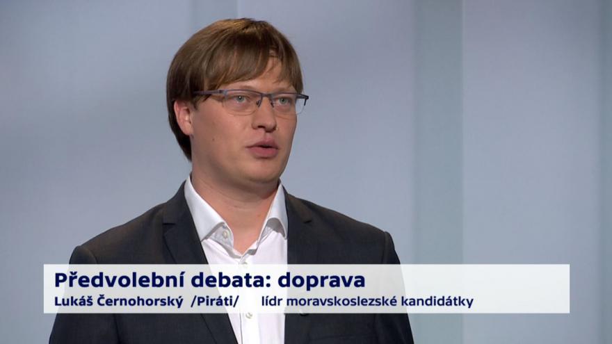 Video Černohorský o ceně dálniční známky