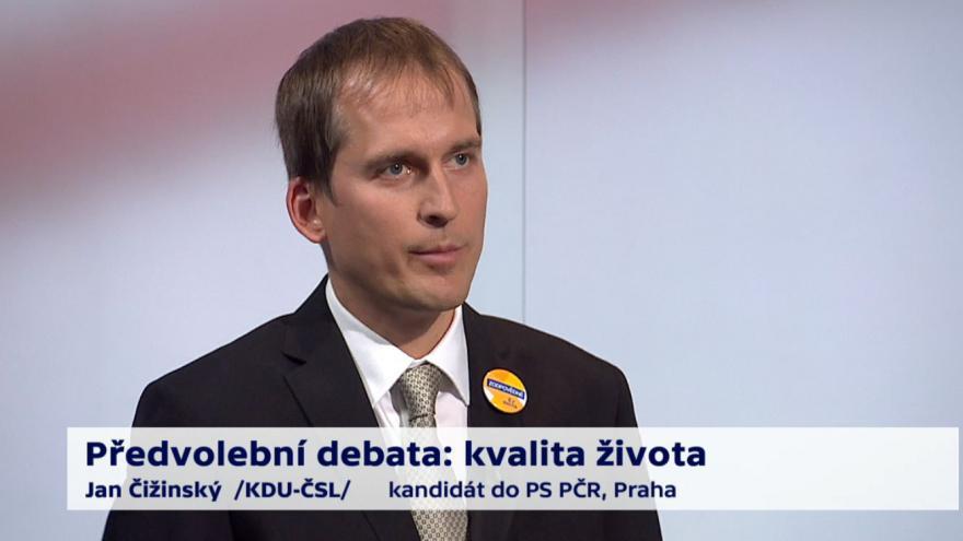 Video Čižinský o cizinecké policii