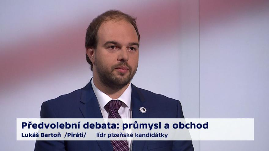 Video Bartoň o podpoře českých firem a exportu