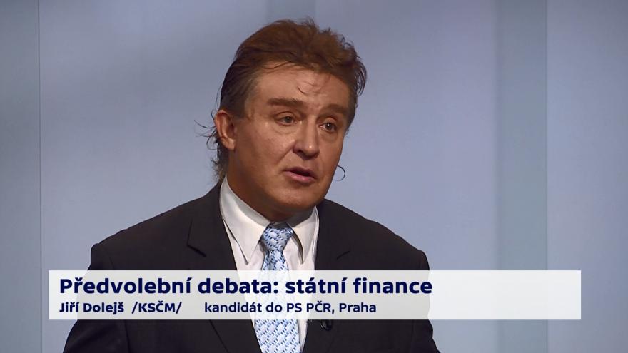 Video Dolejš o prioritách ministerstva financí