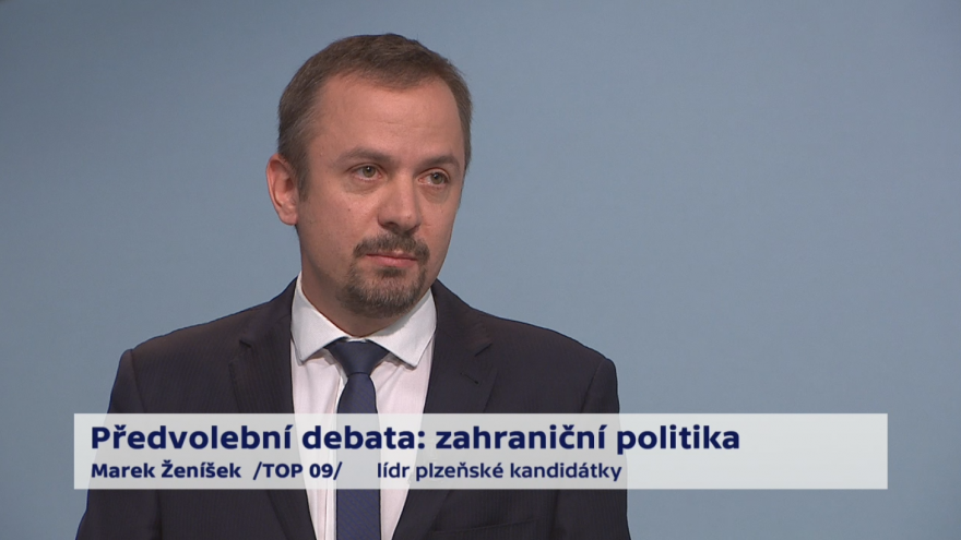 Video Ženíšek o zahraničních vztazích ČR