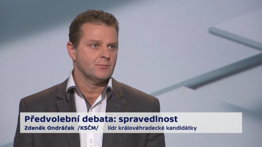Video Ondráček o milosti pro Jiřího Kajínka