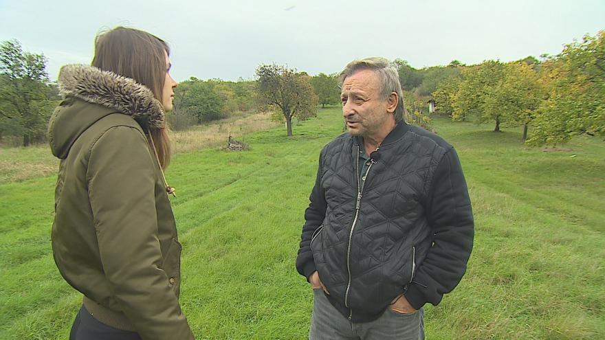 Video Stanislav Husák vzpomíná, jak s dědečkem zachraňovali lidi z letadla