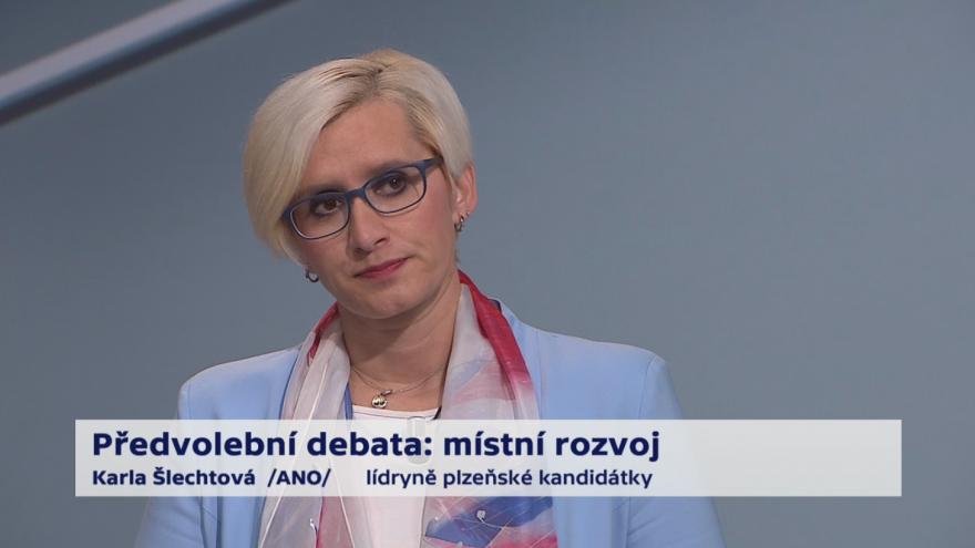 Video Šlechtová, Kulhánek, Nekolová a Baxa o prioritách ministerstva pro místní rozvoj