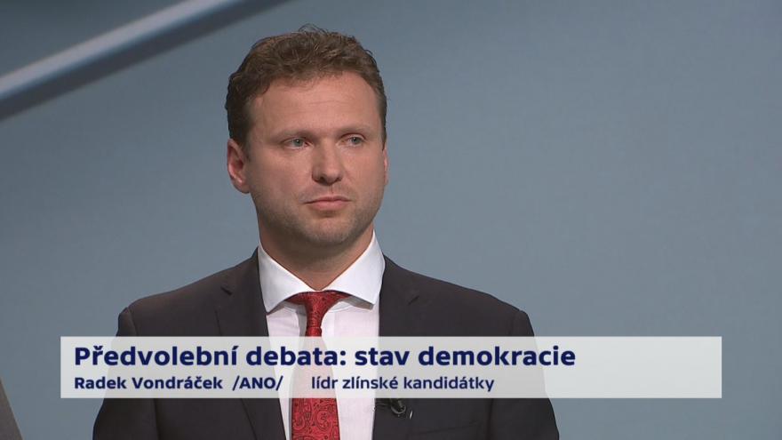 Video Vondráček a Farský o financování politických stran