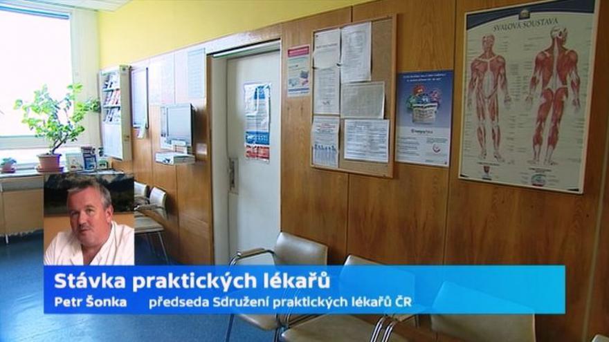 Video Předseda Sdružení praktických lékařů Petr Šonka: Cítíme podporu ze strany pacientů