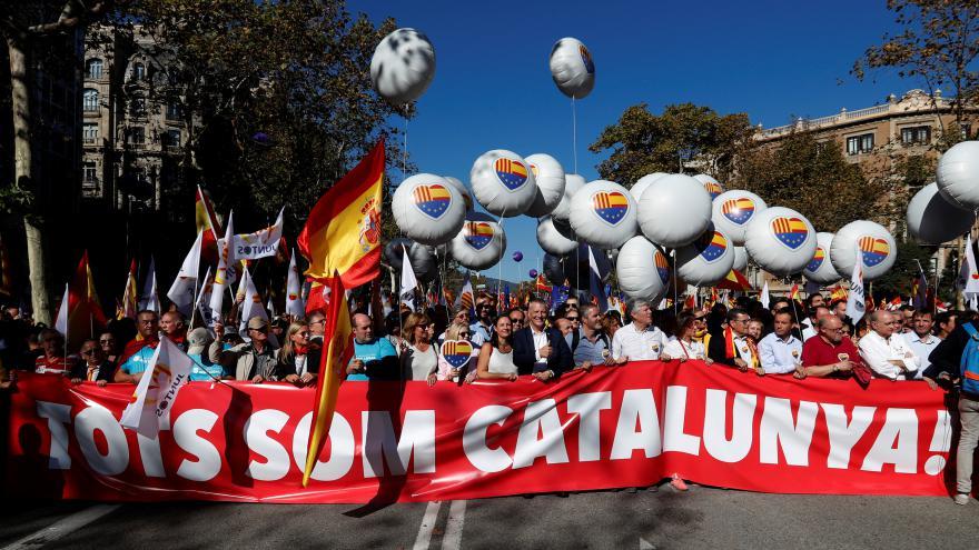 Video Rajoy přesvědčoval Katalánce, aby šli k volbám a ukončili chaos